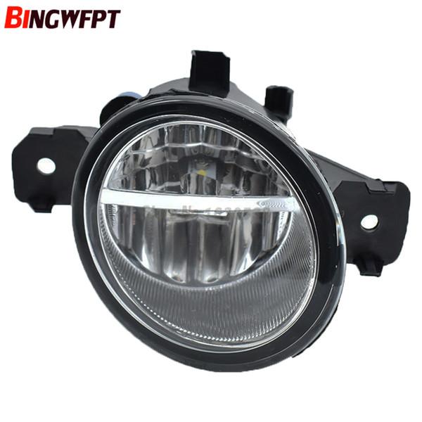 2x Right + Left Fog Lamp Assembly LED & Halogen Fog Light For Nissan X-Trail T30 2001-2006 For NISSAN TEANA