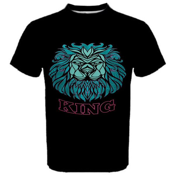 989804dd Lebron James King Lion Shoes Chromosome Cavs 23 New T-SHIRT TEES LK1 Men  Women