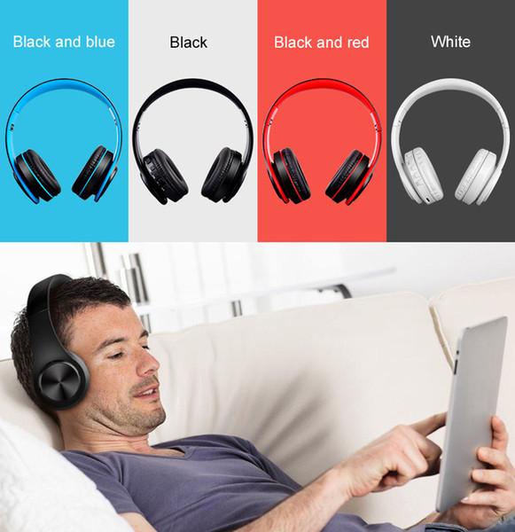 B3 pliable casque sans fil Bluetooth casque sans fil écouteur sport avec microphone pour téléphone portable écouter de la musique