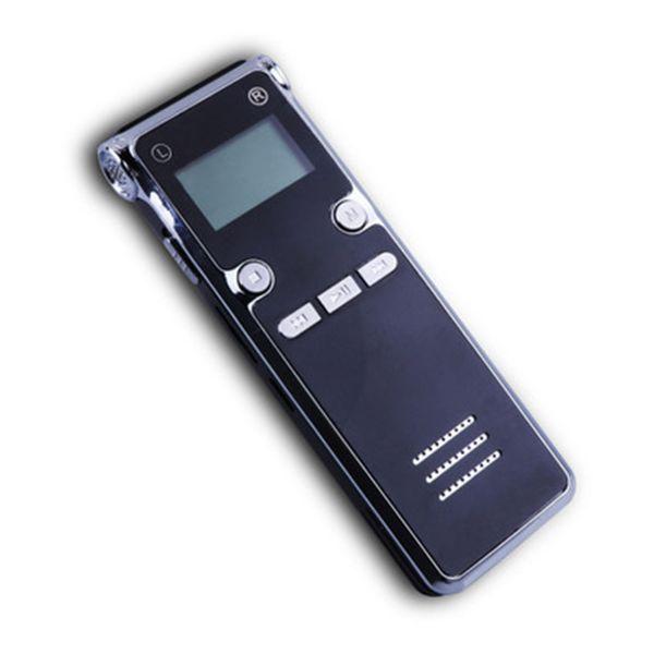 Mini Digital Voice Recorder Dictaphone Micro Intelligent Voice Control Audio Recorder MP3 Player Recording Pen