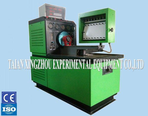 8 essai pompe d'injection de carburant diesel de type de cylindres banque support banc