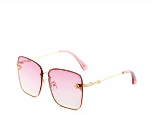 Heiße Verkäufe im Jahr 2018. Designer Mode Freizeit Herren Sonnenbrille, Luxus Retro Freizeit Brille, Frauen Marke Brille Großhandel, Reise essentia
