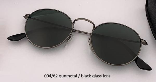 004/62 gunmetal / lente preta