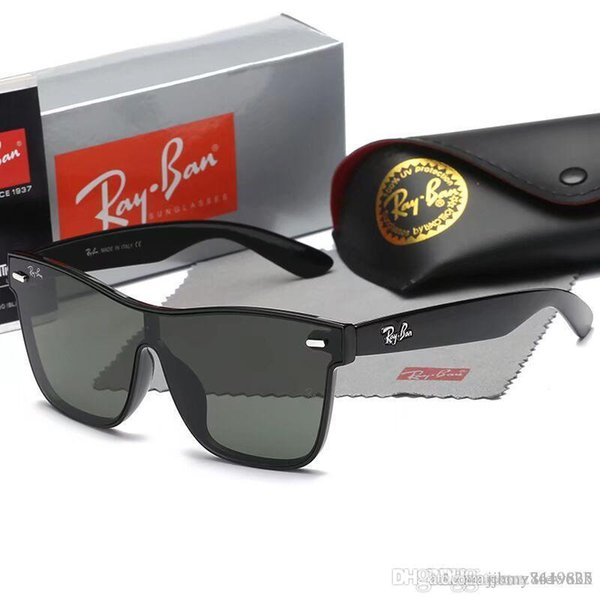 Alta qualità nuova stella con gli occhiali da sole nel commercio estero all'ingrosso e produttori di telaio semi-metallo promozione di Boost With Box