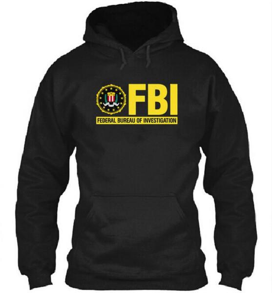 F.B.I Sudaderas Servicio Secreto Del Agente Del Gobierno Del Hoodie
