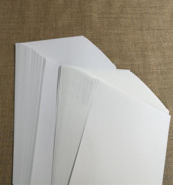 200 folhas de papel bond 75% algodão 25% passe de linho caneta falsa teste de papel branco cor 8.5IN * 11IN papel nos EUA 200 pcs