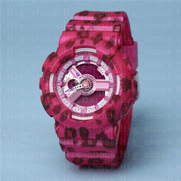 #2 Leopard print rose