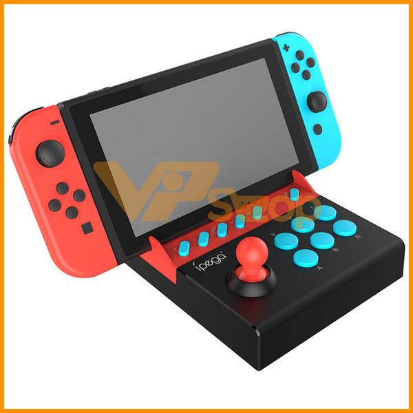 Nintendo Anahtarı için iPega PG-9136 Oyun Joystick Anahtarı Tak Oyna Tek Rocker Kontrol Joypad Gamepad için Nintendo Anahtarı Oyun Konsolu