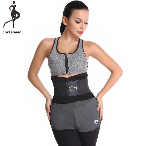 Commercio all'ingrosso vita regolabile regolabile unisex cintura di alimentazione hot dimagrante termo shaper cintura sportiva per postpartum 603 #
