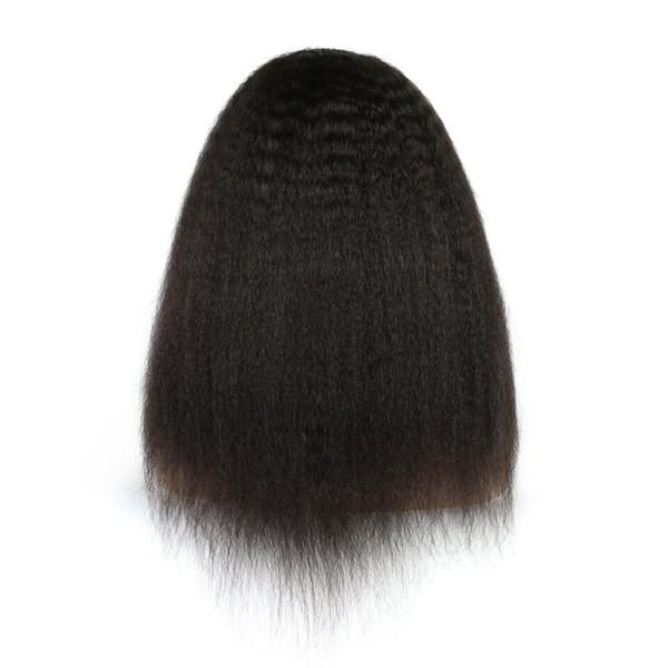 full lace wigs Lace Front wigs Kinky Straight Pre Plucked Natural Hairline light Bleached Knot wowwigs Brazilian Malaysian Peruvian hair
