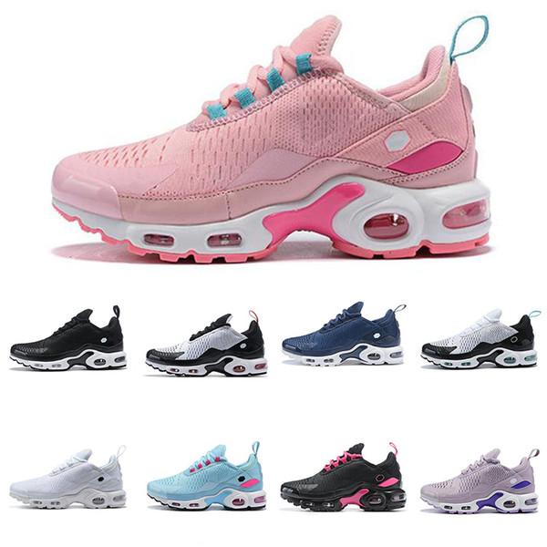 2020 TN plus les femmes Hommes Chaussures de course Triple Noir Jaune Chaussures Tn formation Sport Hommes Baskets Chaussures Sneakers Taille 36-45