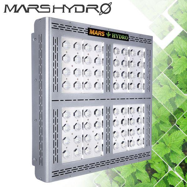 Mars Hydro Mars Pro II Epistar 1600W LED Grow Light Hydroponics Indoor Plants Full Spectrum Lamp Veg Flower Panel for Indoor Gardening