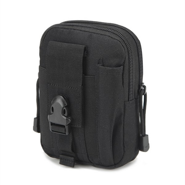 ARESLAND Men Durable Military Tactical Running Waist Bag Outdoor Sports Oxford Cloth Men Hanging Pocket Belt Bag Sale #234969