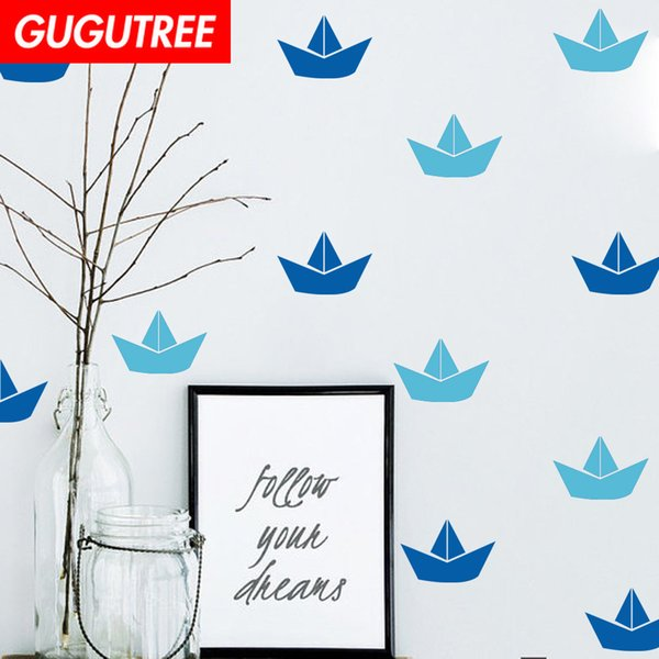 Decorate Home crown cartoon art wall sticker decoration Decals mural painting Removable Decor Wallpaper G-1590