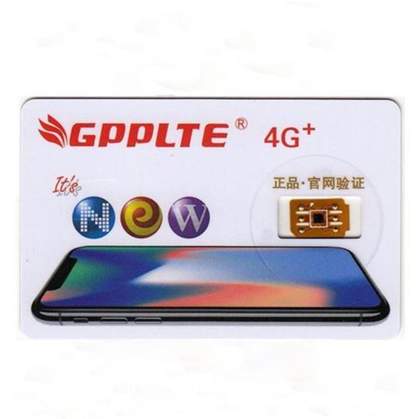 OEM RSIM Cartão de Desbloqueio RSIM Ativação Inteligente Desbloquear Desbloqueio do Cartão SIM Para IOS12.2 iPhone Max XS X 5 6 7 8 Mais Iccid Desbloquear IOS 12