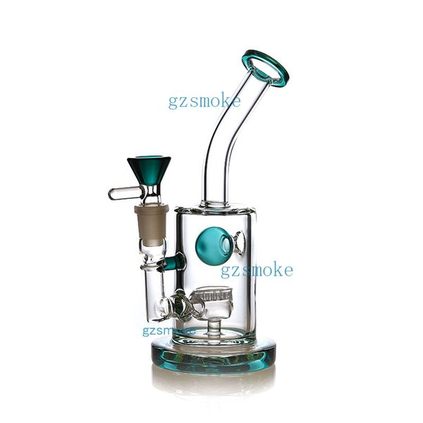 GW-015 verde acqua con ciotola