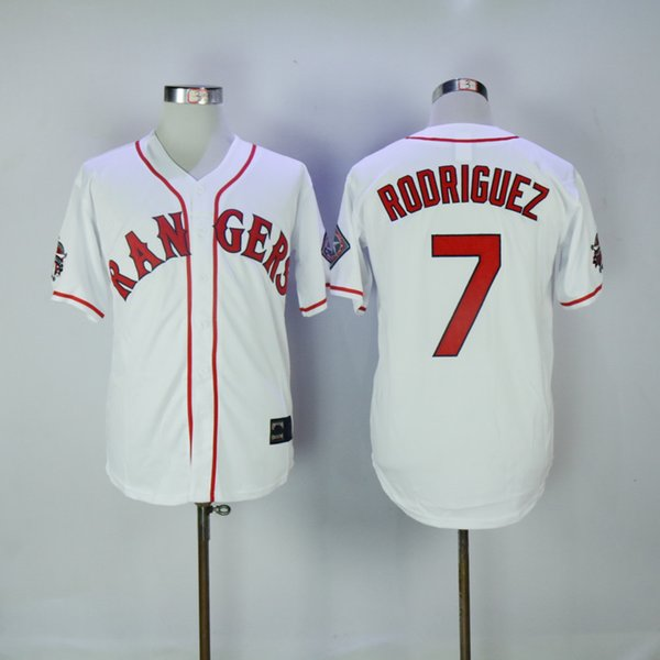 best selling Hot sell Vintage Any Name Any Name Men Jersey 100% Stitched Retro White Blue Baseball Jerseys