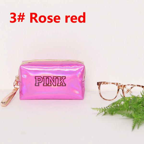 3 # rosa vermelha