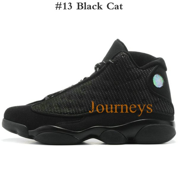 # 13 Schwarze Katze