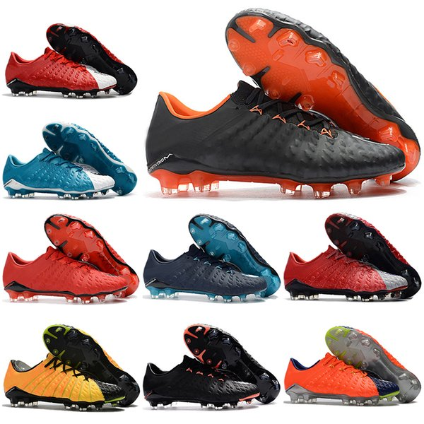competitive price 0308c a250c 2019 2019 New Arrival Mens Low Ankle Football Boots 3D Hypervenom Phantom  III DF FG Soccer Shoes Superfly ACC Hypervenom 3 Outdoor Soccer Cleats From  ...