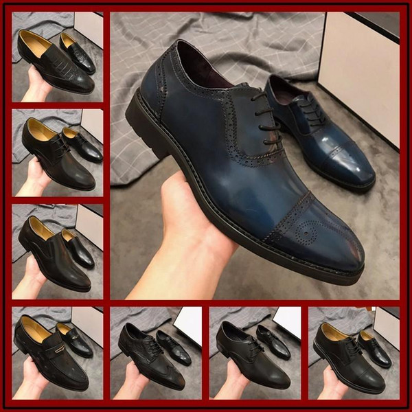 New Designer Brand Male Casual Flats Shoe Cowhide Leather Slip-on Mocassin Metal Button Men's Suit Shoe Zapatillas Size 38-45