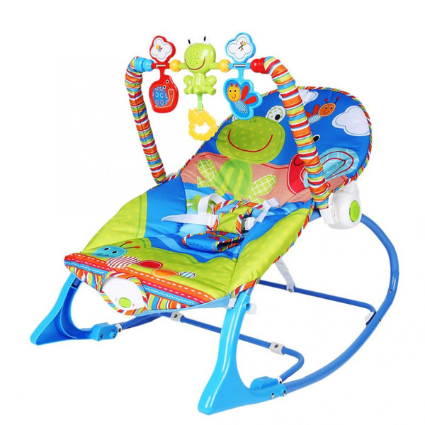 Groovy Plush Soft Multi Function Baby Leisure Rocking Chair With Music Baby Cradle Seat Electric Rocking Chair Kid Play Mats Mats For Toddlers From Inzonedesignstudio Interior Chair Design Inzonedesignstudiocom