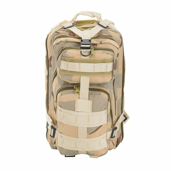 sac à dos MOLLE tactique militaire 30L camping sacs de randonnée de camping en plein air