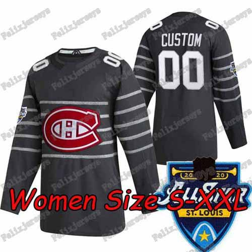 2020 All Star scuro GreyWomen: S-XXL
