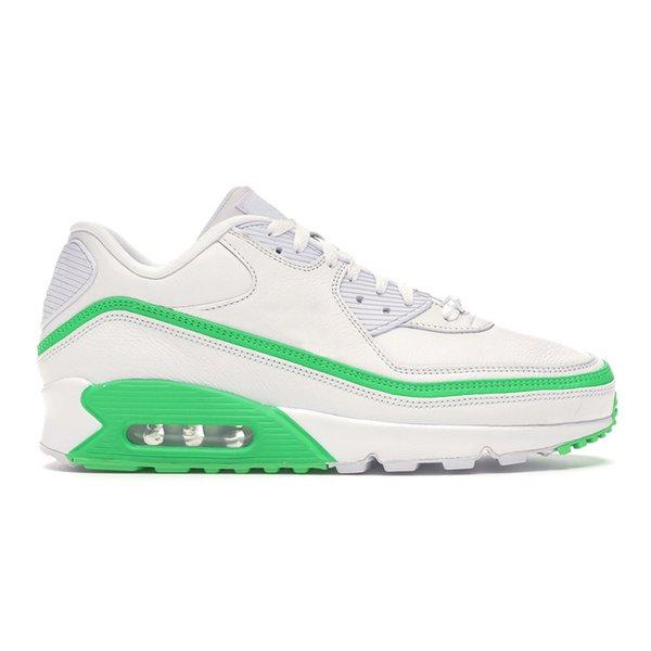 18 White Green