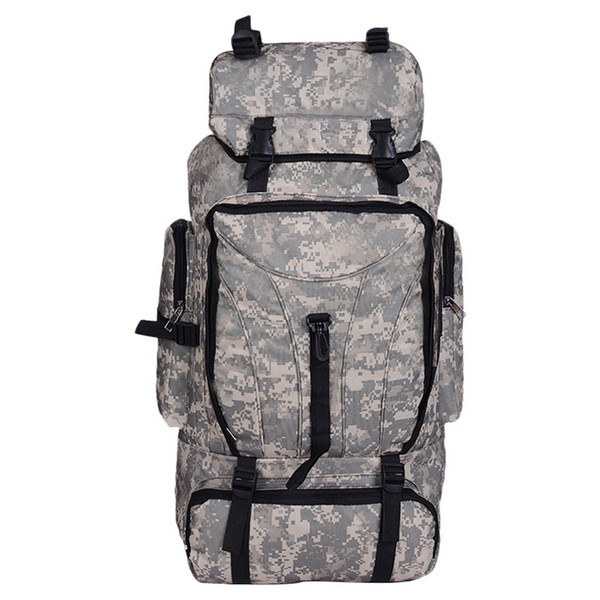 Hot Sale Men's 50l Bag Men's Backpack Waterproof Nylon High Quality Army Military Laptop Backpacks Camouflage Bags