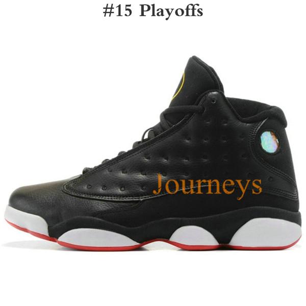 # 15 Playoffs