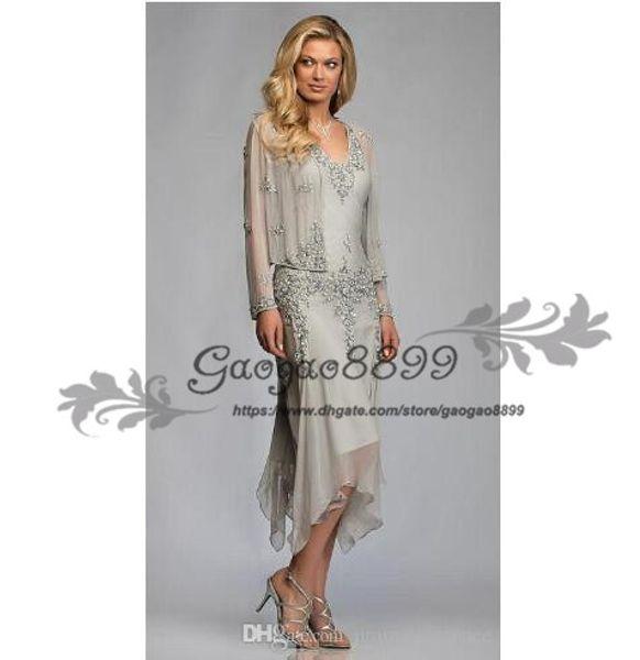 b996a8d24a115 Mother Bride Grey Dress Jacket Coupons, Promo Codes & Deals 2019 ...