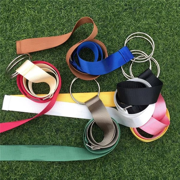 best selling High-quality fashion belt, stainless steel buckle, canvas manufacturing, fashion and fashion