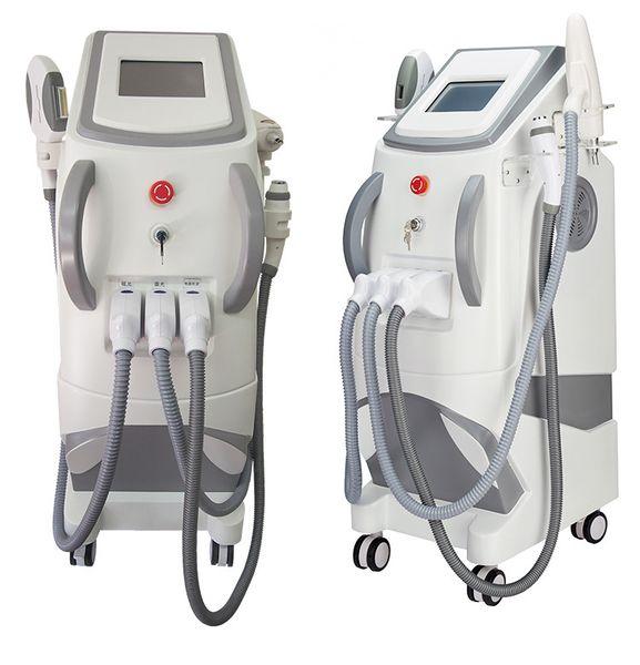 Elight OPT SHR profesional Elight rejuvenecimiento de la piel con láser Rejuvenecimiento de la piel IPL máquina de eliminación de acné vascular CE DHL