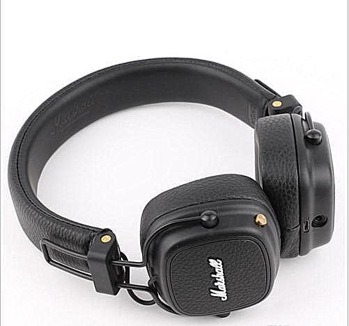 Marshall Maggiore III Bluetooth cuffie bassi profondi DJ Hi-Fi auricolari wired Hi-Fi cuffia professionale per telefono cellulare e computer 009