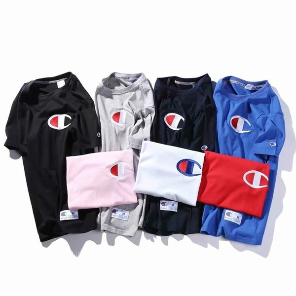 2019 New Designer T Shirts For Men and Woman Tops T-Shirt Mens Clothing Luxury Brand Short Sleeve shirt Womens Clothes Size S-XXL Streetwear