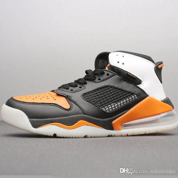 Mens rétro chaussures de basket-ball Jumpman mars 270 aj nouveaux vols d'air Orange Noir Brisées Backboard raisin proto max 720 chaussures de sport bottes avec boîte