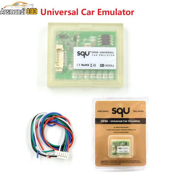 Versione 2019 SQU OF68 Universal Emulator Car Signal Reset Programmi Immo Posizionare ESL Diagnostic Seat Occupancy Sensor Tool
