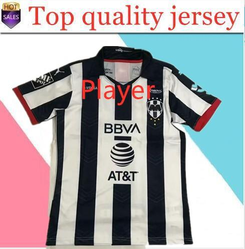 outlet store 0b868 8cf5c 2019 Liga MX 2019 2020 Monterrey Player Version Soccer Jerseys CF  L.VANGIONI R.PIZARRO V.JANSSEN Home 19 20 Football Player Shirt S 4XL From  ...