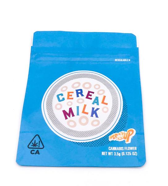 Sac à biscuits au lait de céréales