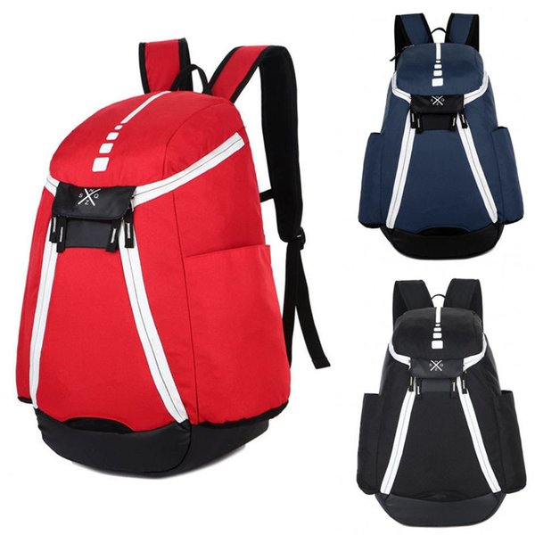 best selling New USA National Team Basketball Backpack Large Capacity Blue Red Student Backpack Mens Womens Outdoor Packs Designer Bags