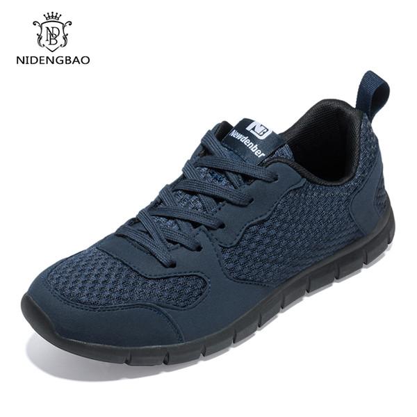 Марка Повседневная Обувь Мужчины Лето Весна Дышащая Обувь для Взрослых Мужчин Прогулки Мужская Обувь, босоножки, Большой Размер 15 Легкие мужские туфли