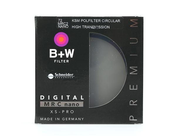 B+W HT KSM MRC Digital CPL 49 52 58 62 67 72 77 82 mm Polarizing Polarizer Filter CIR-PL Multicoat For Camera Lens