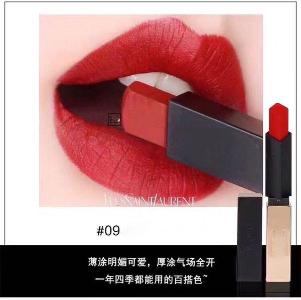 Знаменитая марка Макияж БЛИЗКАЯ матовая помада румяна левра 6 цветов Блеск для губ Блеск для губ Макияж N1 N9 N12 N18 N21 N23 N23 N5