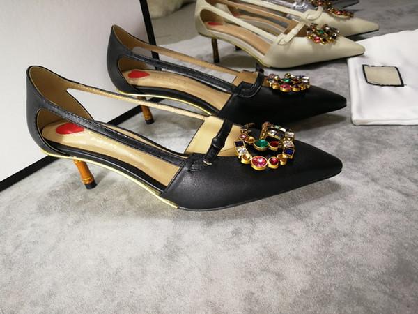 2019 новый модный дизайнер сандалии на высоком каблуке сандалии мода роскошный диз