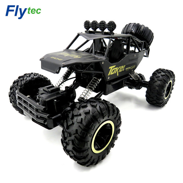 wholesale 6026 Remote Control RC Cars Toys 4 Channels 1:12 2.4G 4WD Climbing Car Electric Racing RC Buggy Model Toy Gifts for Kids