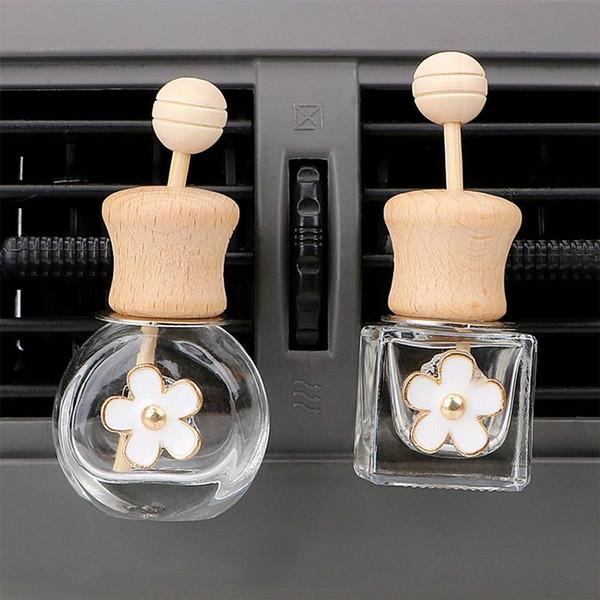 Air Car profumo della bevanda rinfrescante bottiglia vuota Auto Air Vent Scent Profumo Clip per diffusore olio Accessori da auto regalo