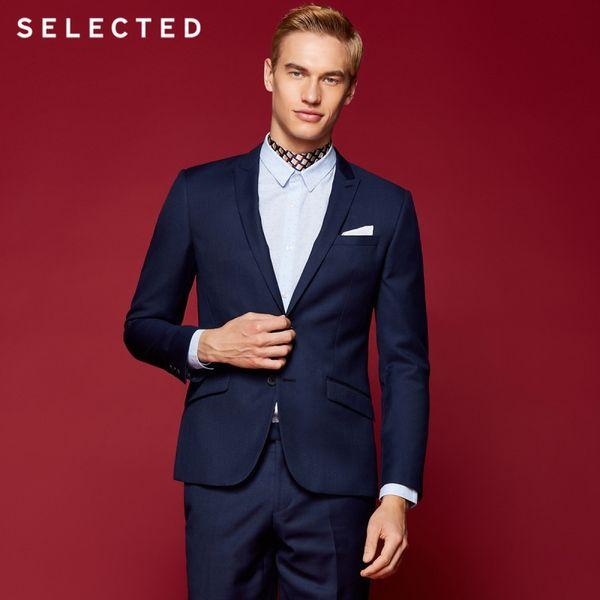 SELECTED Slim Fit trajes de negocios Blazers T   41815X501