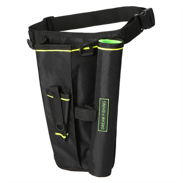 Multifunction Fishing Tackle Bag Drop Leg Waist Bag Thigh Hip Pack Utility Case Box Storage Fishing Rod Tackle Accessories #791900