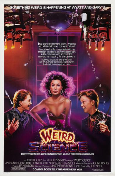 SCEGLIENZA WEIRD Movie Art Silk Poster 24x36inch 24x43inch 1249